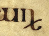 nt ligature, 110