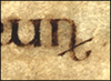 nt ligature, 167